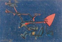 MATAL BOHUMÍR (1922–1988) Bez názvu, 1980