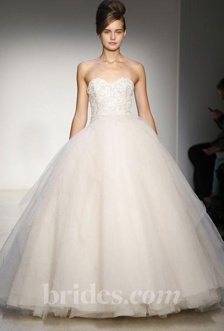 Kenneth Pool wedding dress - Fall 2013