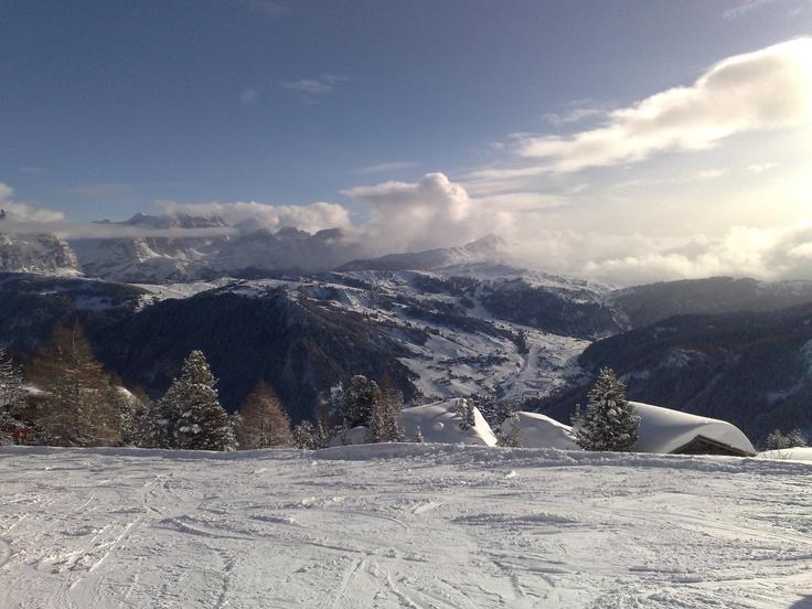 #Dolomiti