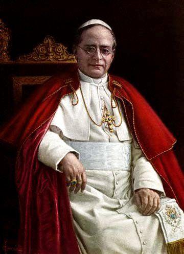 Pope Pius xi | Pope Pius XI (Achille Ratti)