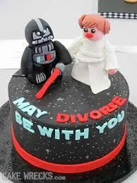 Oh my god, I'm am finding this and getting it!! Take my money haha Image result for divorce cakes