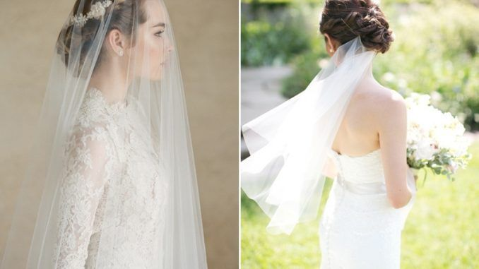 Classic Wedding Hairstyles With Veil Wedding Hairstyles With