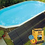 Listed Price: $289.99 Sale Price: $186.08 Smart pool Sun Heater 2 feet – 2′ feet x 20′ feet (80 sq. ft.) Solar Heater for most Above Ground Pools…. Read more… Blue Wave 12-Feet x 24-Feet Rectangular Solar Blanket for In-Ground Pools 14-mil, Clear Use this 12×24 foot rectangular in-ground clear solar blanket to heat your …