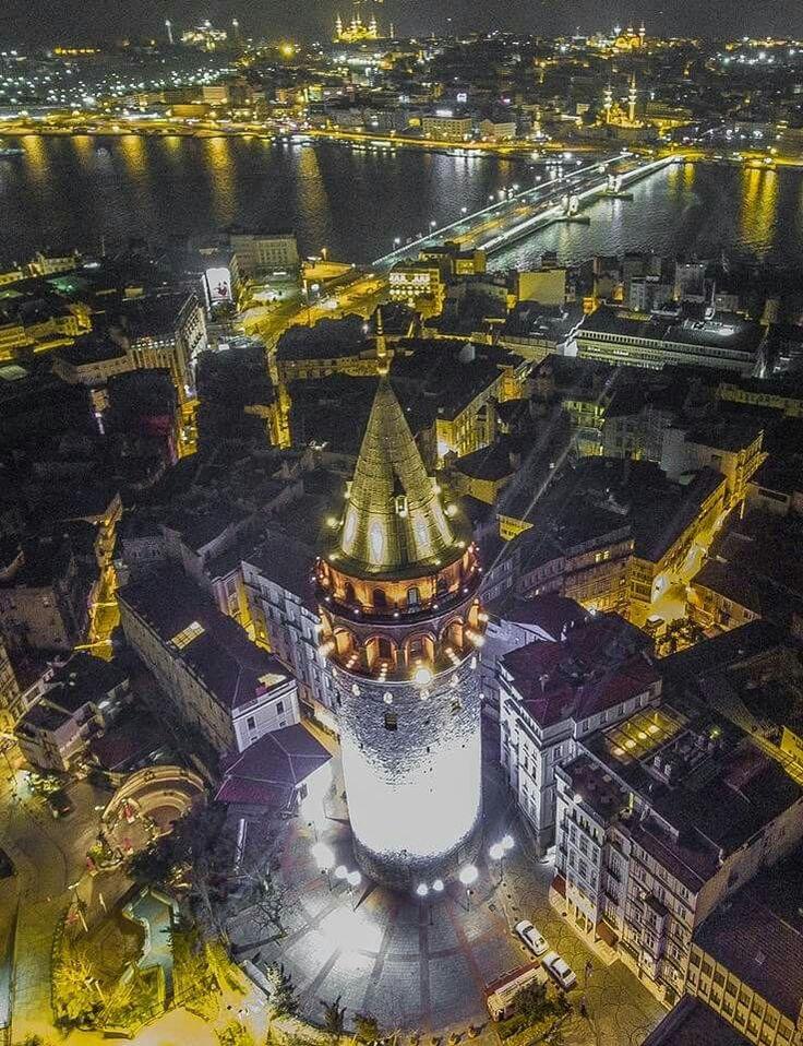 İyi Geceler Güzel İstanbul'um ✋