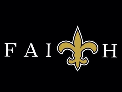 Faith in the New Orleans Saints