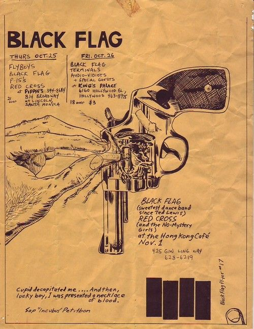 1000 ideas about black flag tattoo on pinterest misfits