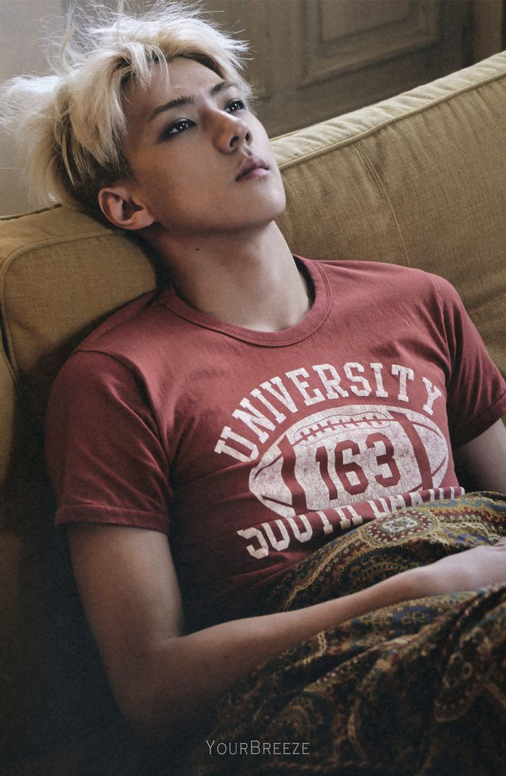 Sehun | EXO's first official photobook 'DIE JUNGS' Let us bask in all things perf ;~;
