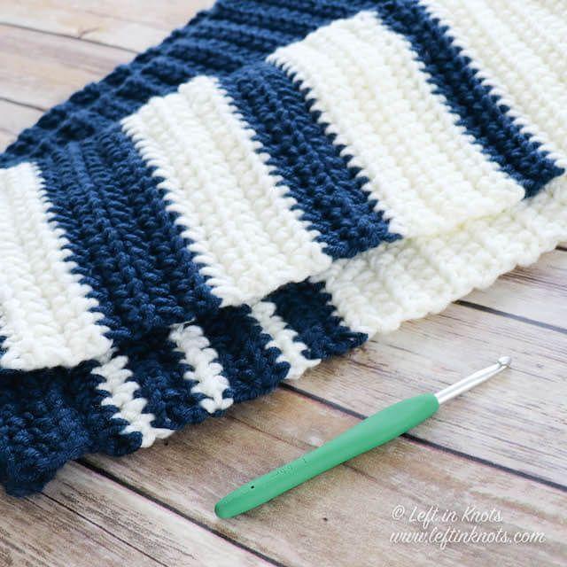 Crochet Spirit Scarf Infinity Scarf – Free Pattern