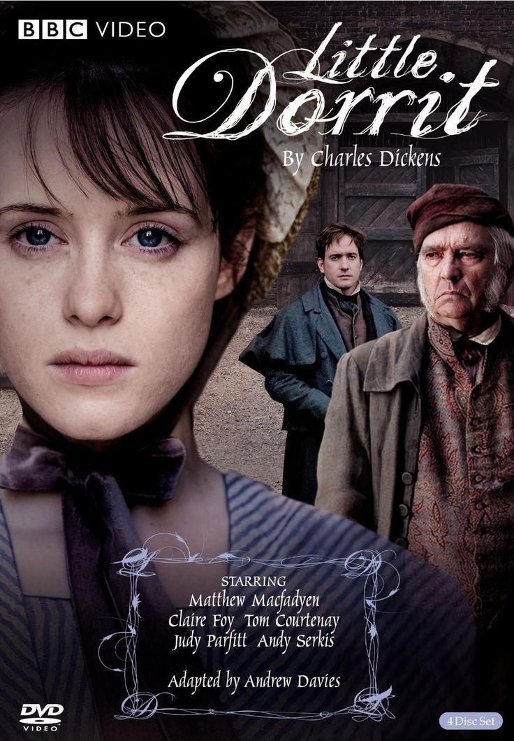 Amazon.com: Little Dorrit: Claire Foy, Matthew Macfadyen, Tom Courtenay, Alun Armstrong, Judy Parfitt, Dearbhla Walsh, Adam Smith, Diarmuid ...