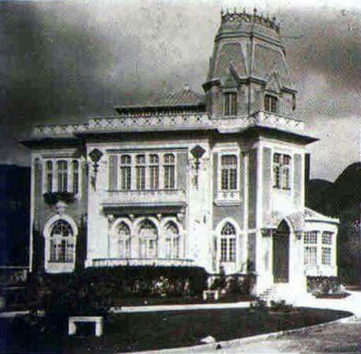 Quinta de chapinero Villa adelaida 1921 hoy calle 71 con 7