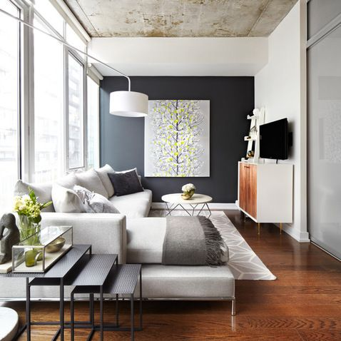 64 Best Images About Condo Living Room Designs On