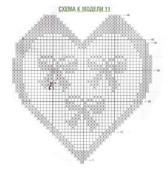 FREE DIAGRAM ~ @  http://crochet-plaisir.over-blog.com/page/4