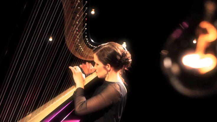 Valérie Milot, harpe/harp - Smetana - Má Vlast : Vltava (Moldau) Musique classique / Classical Music Production Analekta