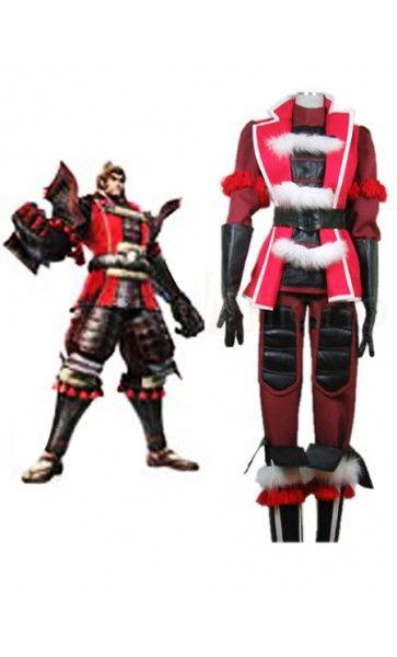 Samurai Warriors 2 Toyotomi Hideyoshi Cool Halloween Cosutme
