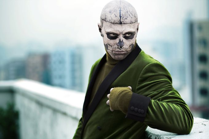 Человек без татуировок - чистый холст.