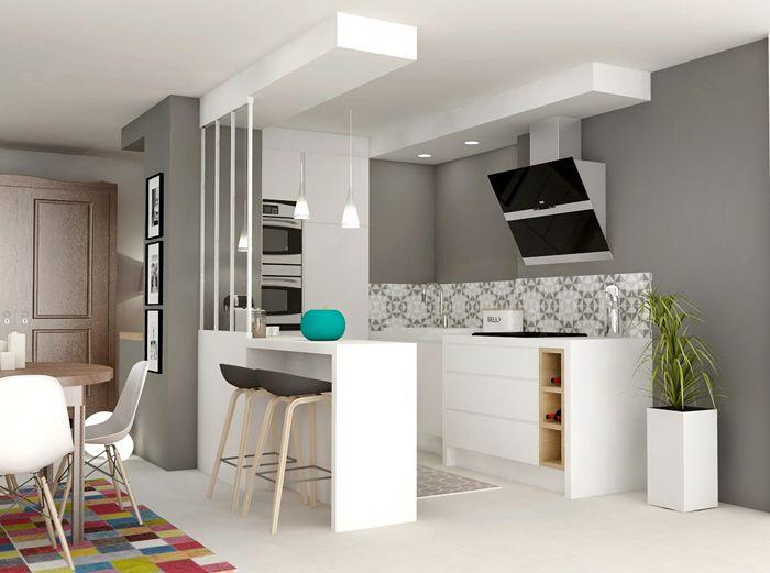 Aménagement et décoration appartement Francheville « Marion Lanoë, Architecte d'Intérieur / Décoration / Conseils déco / Lyon