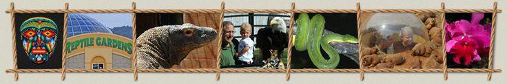 Wild Animal Park | South Dakota Attractions | Reptile Gardens