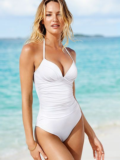 The Angel Convertible One-piece - Victoria's Secret Swim