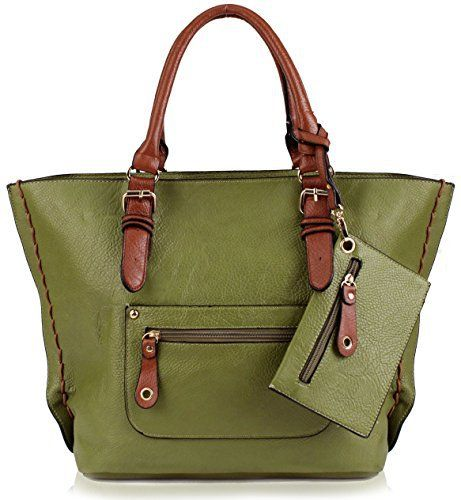 New Trending Purses: Scarleton Large Tote H103513 - Green. Scarleton Large Tote H103513 – Green   Special Offer: $19.99      488 Reviews The Scarleton Large Tote is a chic way to keep all your essentials right at your fingertips. This trendy handbag has lots of compartments to keep anyone organized and is large enough to accommodate your cell...