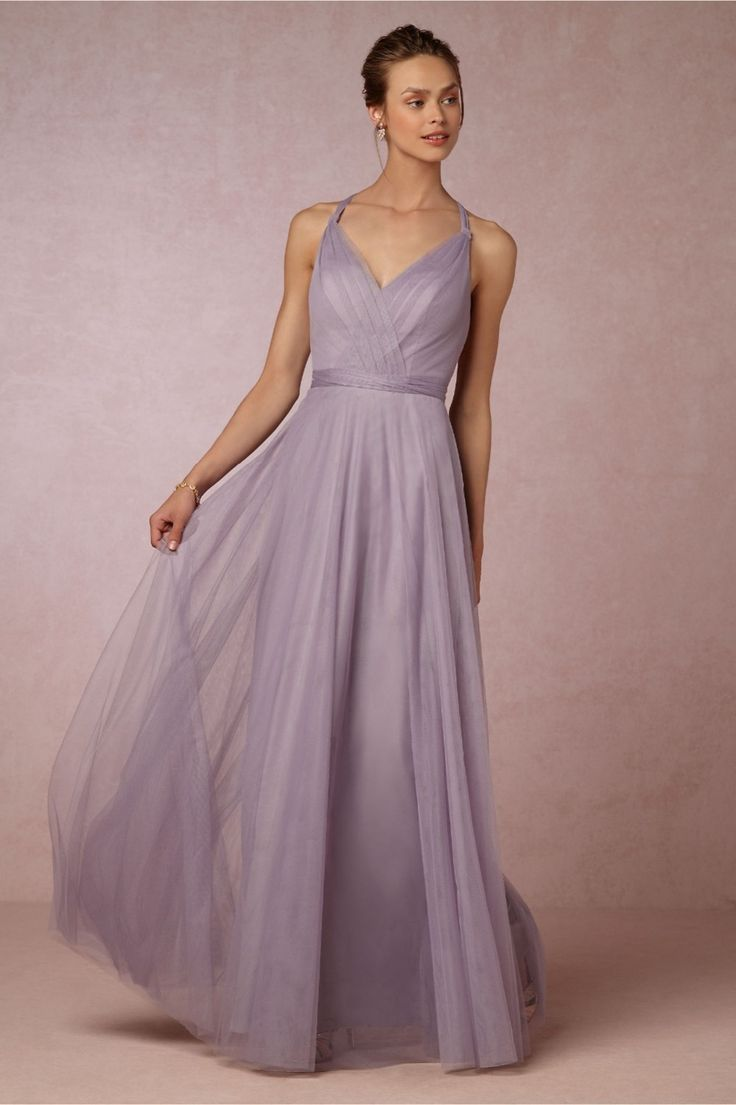 Best 25 light purple dresses ideas on pinterest light for Purple and grey wedding dresses
