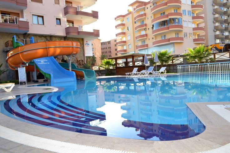 Dream Villas in Turkey — YENISEY BEACH APARTMENT (AM100)  Very nice RE-SALE...