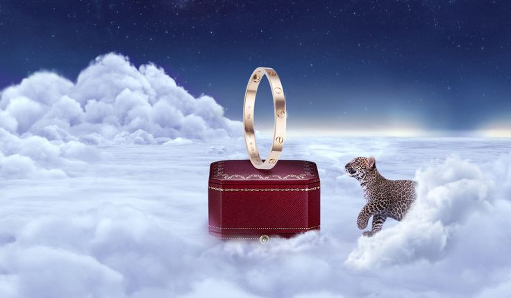 An unforgettable holiday begins with love. #CartierLOVE