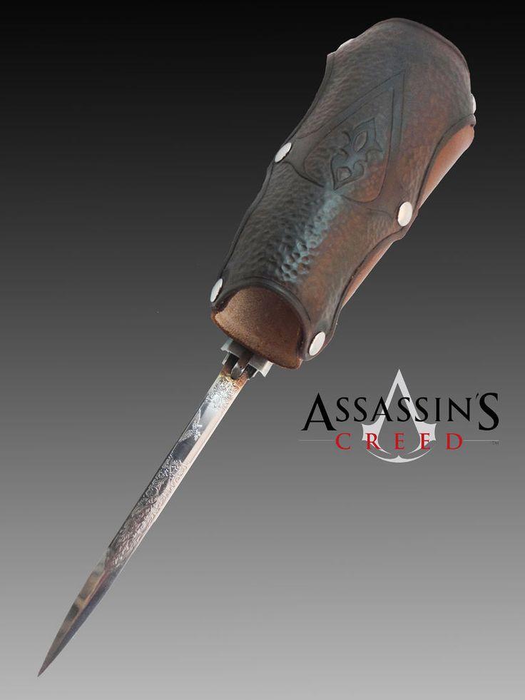Picture of Assassin's Creed Hidden Blade - Functional Prop!!