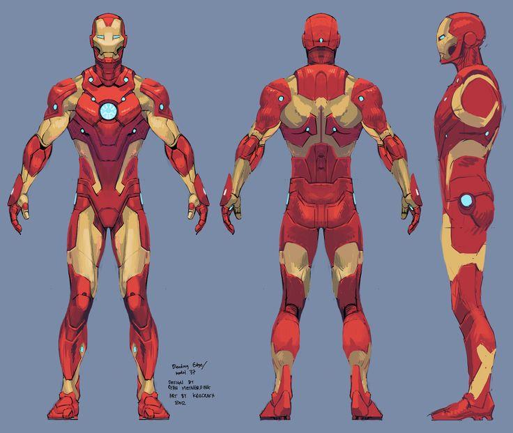 iron man hypervelocity cbr
