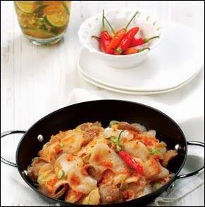 Resep Masakan Indonesia: Resep Seblah Basah Basah Bandung