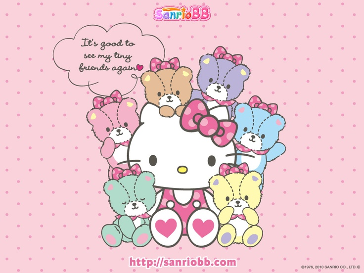 Wallpaper Backgrounds Hello Kitty (82 )