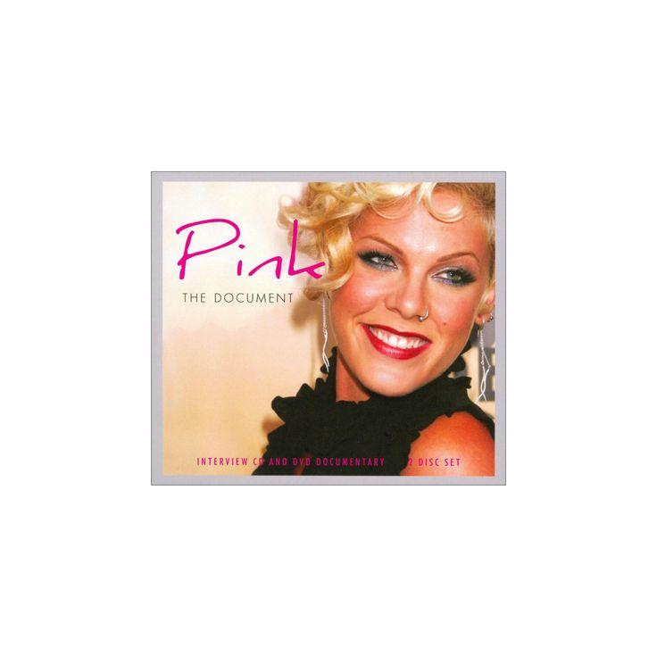 P!nk - Document:Pink (CD)