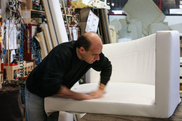 Custom made #sofa #BertOprogetti #tailormade  #interior #interiordesign #madeinitaly 