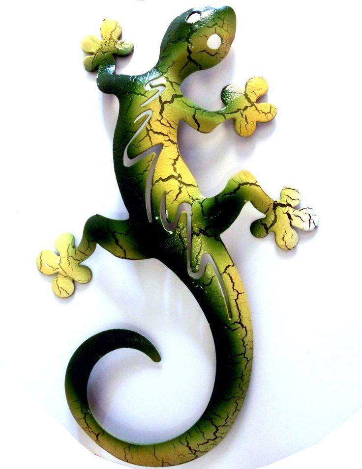 Best 25 wanddeko metall ideas on pinterest - Gecko wanddeko ...