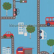 Boys and Girls 4 93632-1 van AS Creation streetcorner behang bij kleurmijninterieur.nl