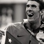 Michael Phelps is a the most decorated Olympian as of the London games. He learned to control his life and in turn control his ADHD by focusing on swimming without the aid of medication. It is said that physical activity is great for most mental disorders.