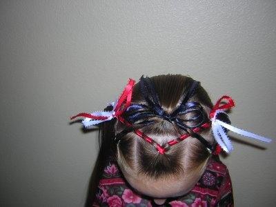 hair ideas for the girls: Hair Ideas, Kids Hair, Hair Design, Ribbons Twists, Kinda Stuff, Girls Hair Style, Girl Hair Styles, Princess Hairstyles, Princesses Hairstyles