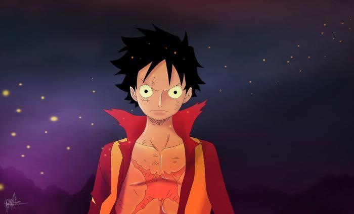 One Piece Film Z Monkey D Luffy Hd Wallpaper Download Anime Anime Wallpapers 4k Anime 4k