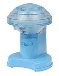 Electric Ice Shaver Snow Cone Maker By Victorio Kitchen Helpers Victorio  Electric Ice Shaver Takes Regular Ice Cubes And Produces A Fluffy Shave Ice