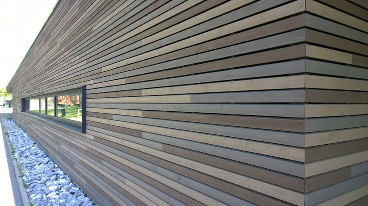 Cape Cod - Profile: Rhombus  18f x 64f - Tri-Colour design - Colours: CCS71775 Sikkens e4.15.35, CCS72294 Sikkens e4.10.30, CCS72293 Sikkens e4.30.20