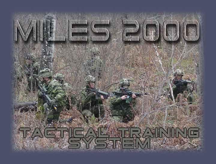 BIG RUSH Inc Tactical Engagement Simulation System