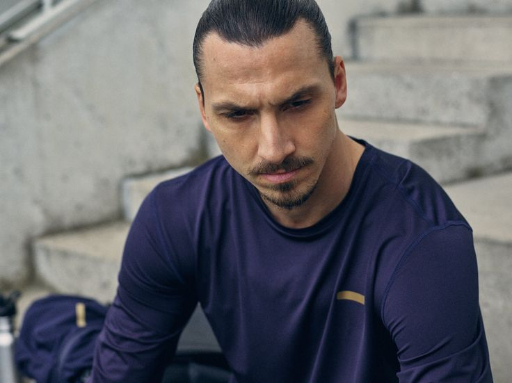 Meet Zlatan Ibrahimovic, the Ferrari of Soccer Who's Taking on Sports Apparel's Biggest Brands