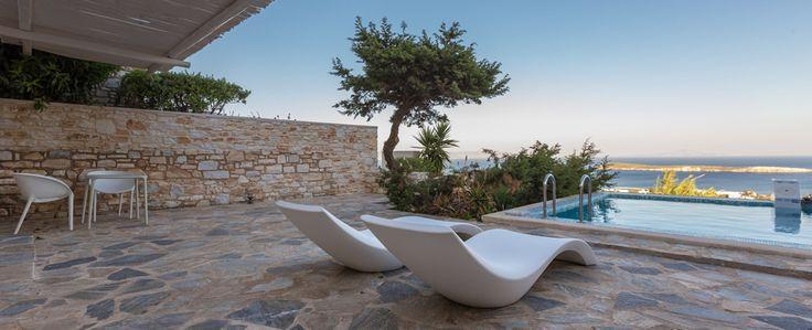 Premier Camera Con Vista Sul Mar Egeo.
