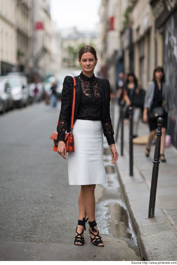 what to wear with a pencil skirt pencil skirt