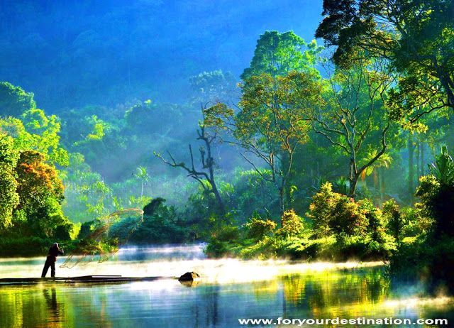 10 Best Tourist Attractions in Sukabumi | Tourist Attractions