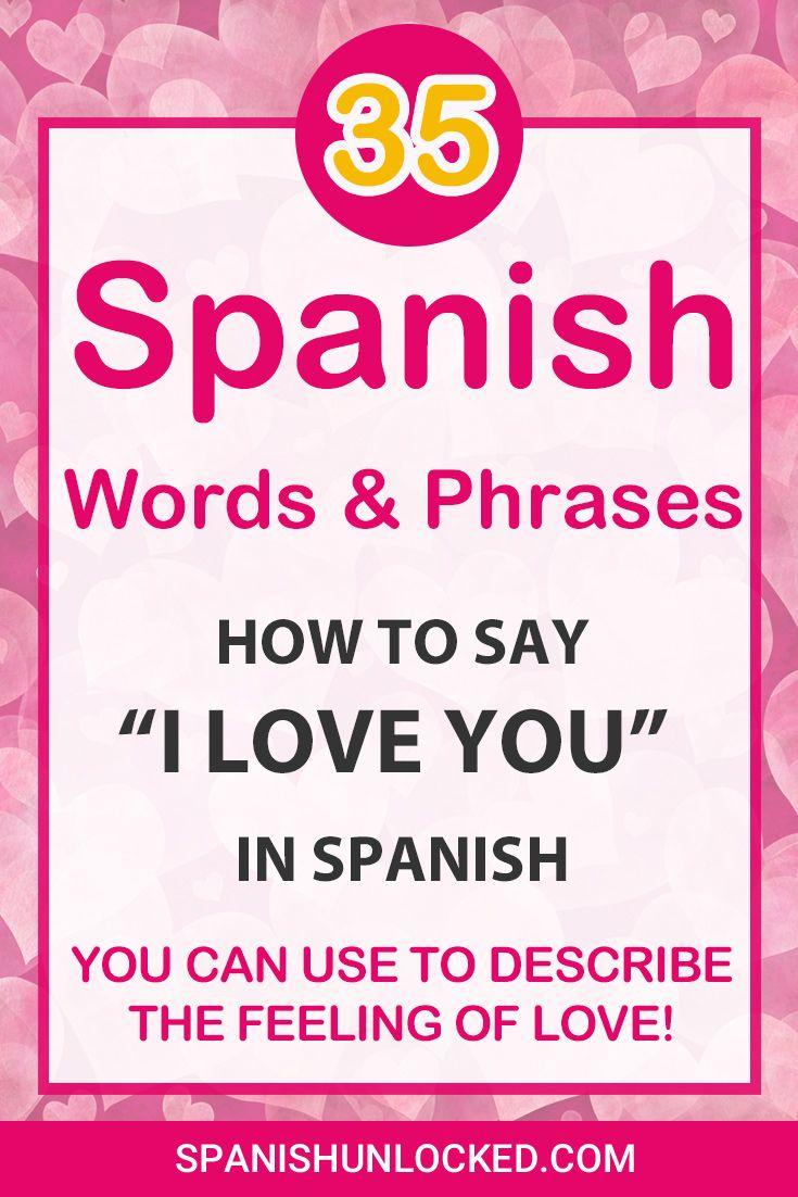 i love you in spanish - 735×1102