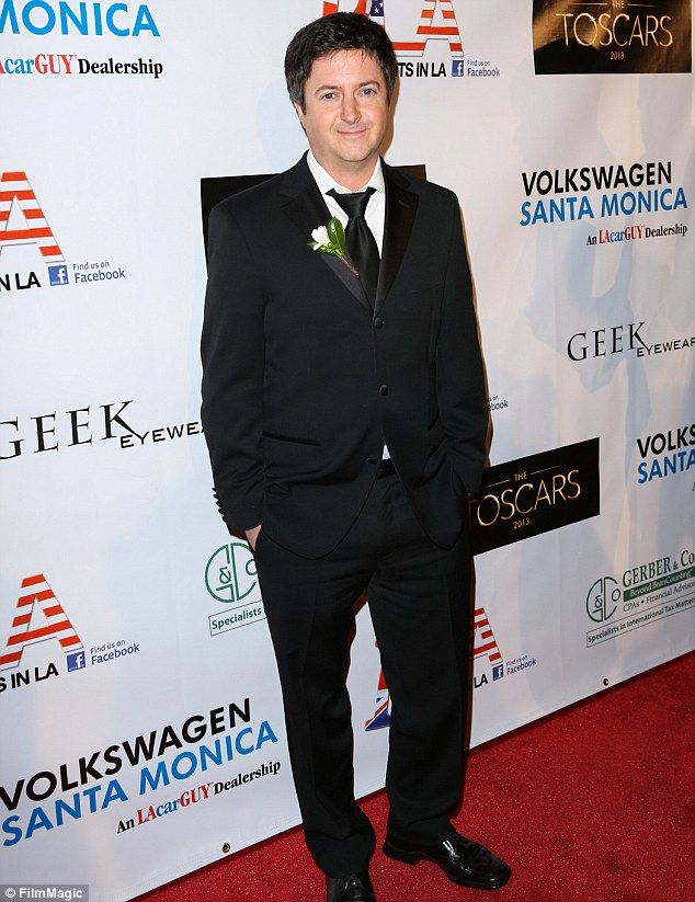 Got a few: Brian Dunkleman, shown in February 2013 in Los Angeles, admitted to having regrets over leaving American Idol after co-hosting season one with Ryan Seacrest