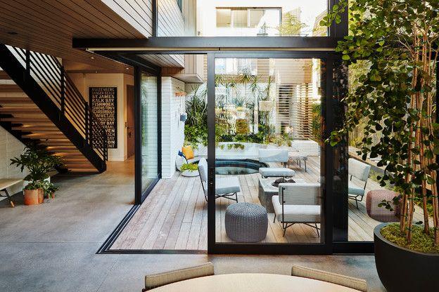 3 Airy Living Spaces With Effortless Indoor Outdoor Flow Houzz Outdoor Interior Design Outdoor Living Design Outdoor Patio Space
