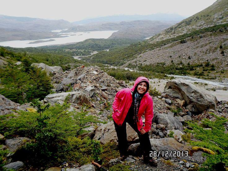 Trek Valle Francés Torres del Paine.