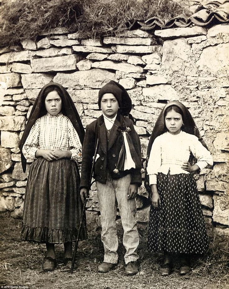 Fatima: The Apparition That Changed the World
