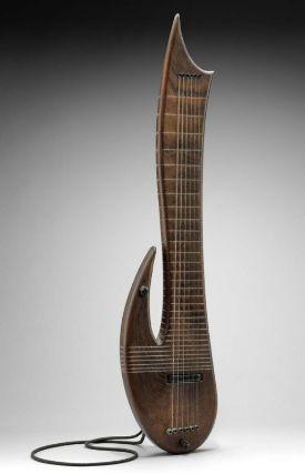 Avraham Bar Rashi electric guitar